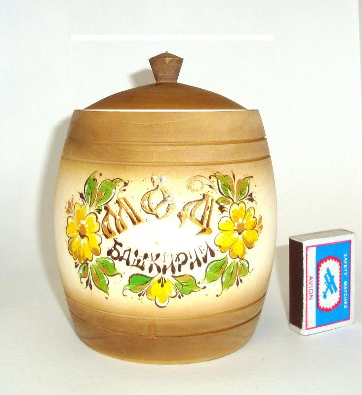 Бочонки с медом в подарок 76