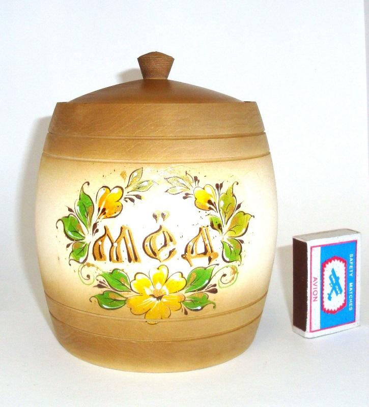 Бочонки с медом в подарок 9