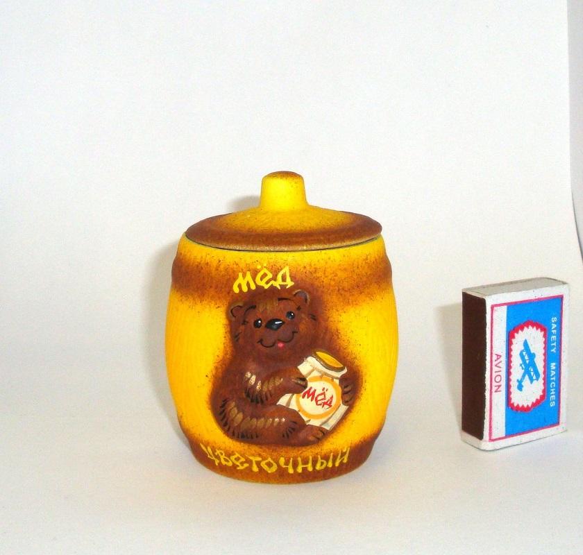 Бочонки с медом в подарок 59